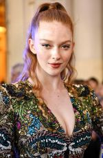 LARSEN THOMPSON at Zuhair Murad Haute Couture Fall/Winter 2019/2020 Show in Paris 07/03/2019