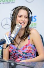 LAURA and VANESSA MARANO at Elvis Duran Z100 Morning Show in New York 07/17/2019