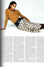 LAURA HARRIER in Wonderland Magazine, Summer 2019 Issue