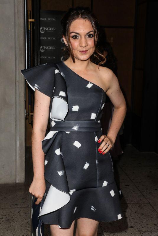LAURA TOBIN at ITV Summer Party 2019 in London 07/17/2019
