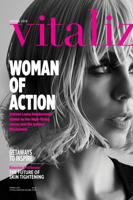 LAURA VANDERVOORT in Vitalize Magazine, Spring 2019