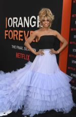LAVERNE COX at Orange is the New Black Final Season Premiere in New York 07/25/2019