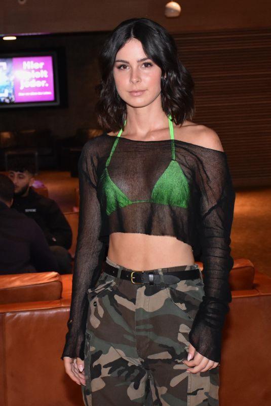 LENA MEYER-LANDRUT at Hype Awards 2019 07/10/2019