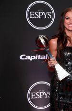 LINDA CARDELLINI at 2019 ESPY Awards in Los Angeles 07/10/2019