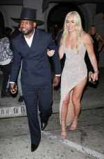 LINDSEY VONN and P. K. Subban at Craig