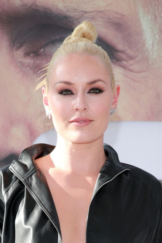 LINDSEY VONN at Fast & Furious Presents: Hobbs & Shaw in Hollywood 07/13/2019