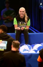LINDSEY VONN at Nickelodeon Kids