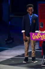 LINDSEY VONN at Nickelodeon Kids