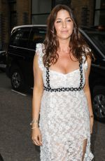 LISA SNOWDON at ITV Summer Party 2019 in London 07/17/2019