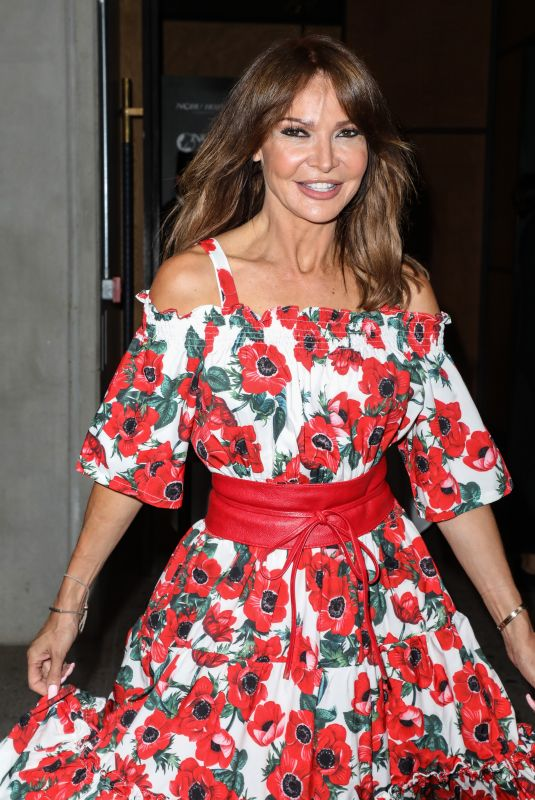 LIZZIE CUNDY at ITV Summer Party 2019 in London 07/17/2019