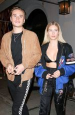 LOTTIE MOSS and Daniel Mickelson at Craig