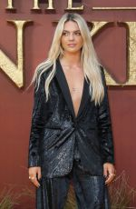 LOUISA JOHNSON at The Lion King Premiere in London 07/14/2019