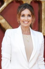 LOUISE REDKNAPP at The Lion King Premiere in London 07/14/2019