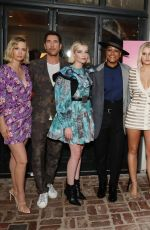 LUCY BOYNTON at The Politician LA Tastemaker in West Hollywood 07/23/2019