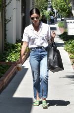 LUCY HALE Out and About in Los Angeles 07/18/2019