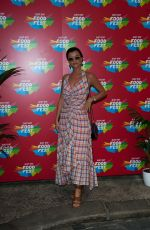 LUCY MECKLENBURGH at Just Eat Food Fest Taste Adventure VIP Launch in London 07/25/2019