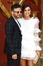LUCY MECKLENBURGH at The Lion King Premiere in London 07/14/2019