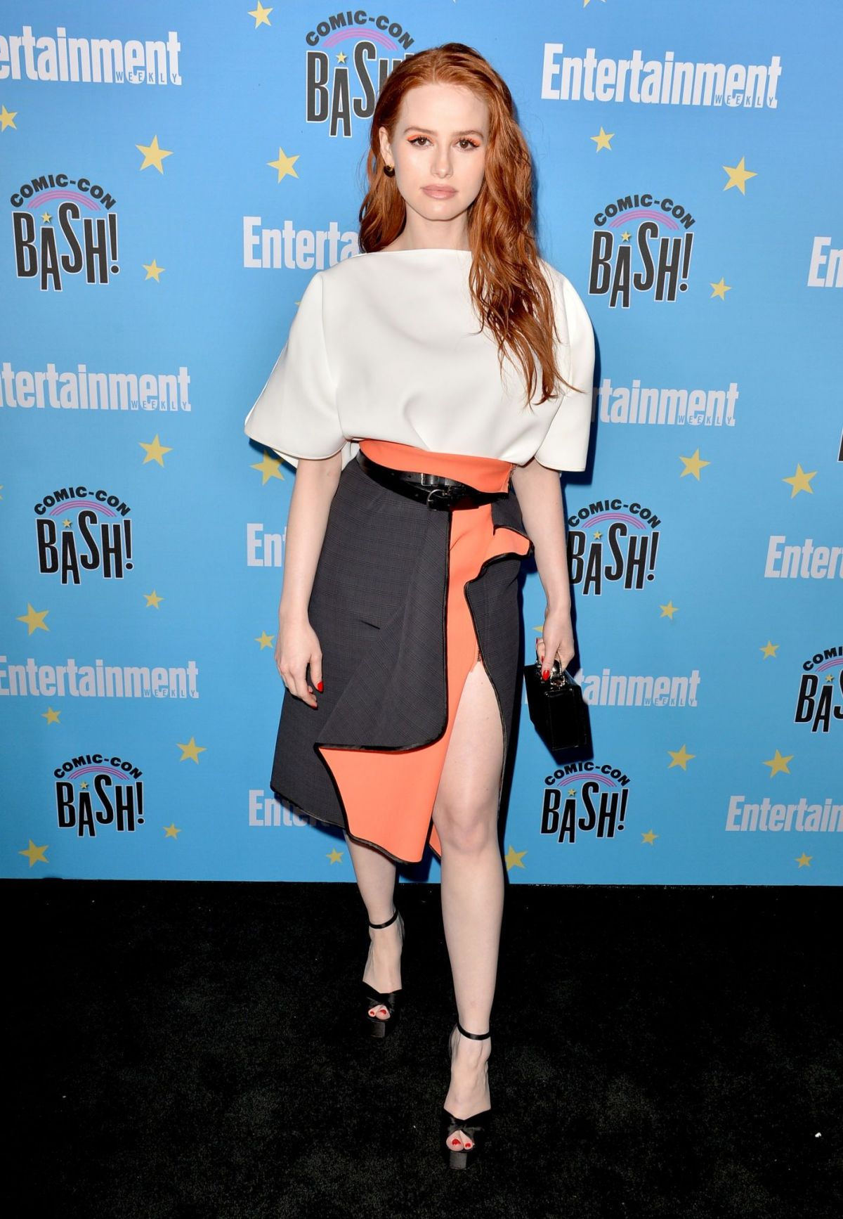 Can You Dye Carpet >> MADELAINE PETSCH at Entertainment Weekly Party at Comic-con in San Diego 07/20/2019 – HawtCelebs