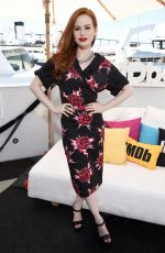 MADELAINE PETSCH at #imdboat at 2019 Comic-con in San Diego 07/20/2019