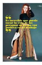 MADELAINE PETSCH in Seventeen Magazine, Mexico 2019