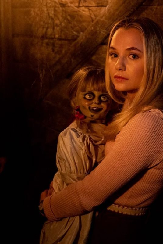 MADISON ISEMAN – Annabelle Comes Home Promos