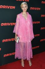 MAGGIE GRACE at Driven Premiere in Hollywood 07/29/2019