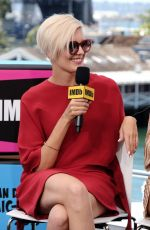 MAGGIE GRACE at #imdboat at 2019 Comic-con in San Diego 07/19/2019