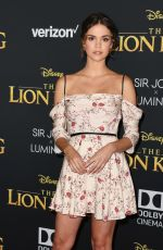 MAIA MITCHELL at The Lion King Premiere in Hollywood 07/09/2019