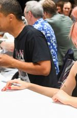 MAISIE WILLIAMS at Game of Thrones Cast Autograph Signing at San Diego Comic-con 07/19/2019