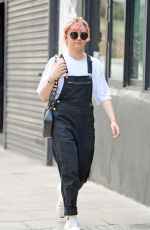 MAISIE WILLIAMS Out and About in London 07/17/2019