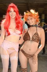 MAITLAND WARD at Anime Expo in Los Angeles 07/06/2019