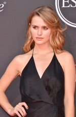 MALLORY EDENS at 2019 ESPY Awards in Los Angeles 07/10/2019