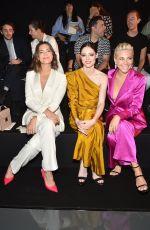 MANDY MOORE at Schiaparelli Haute Couture Fall/Winter 2019/2020 Fashion Show in Paris 07/01/2019