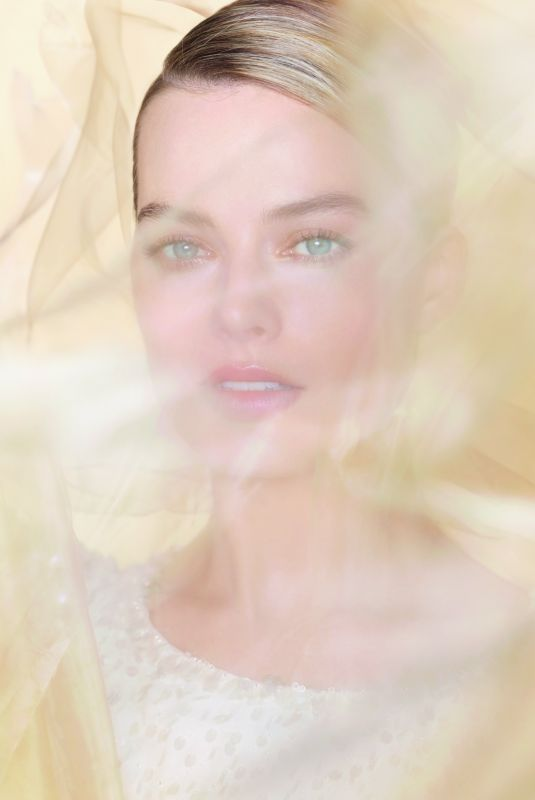 MARGOT ROBBIE for Gabrielle Chanel Essence Scent, July 2019 Campaign