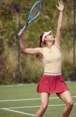 MARIA SHARAPOVA Practice for Wimbledon – Instagram Pictures 06/30/2019