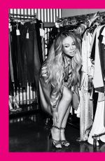 MARIAH CAREY in Cosmopolitan Magazine, August 2019