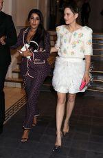 MARION COTILLARD at Vogue Paris Foundation Gala in Paris 07/02/2019