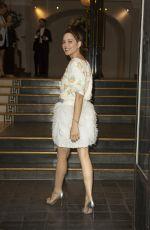 MARION COTILLARD Out at Paris Fashion Week 07/02/2019