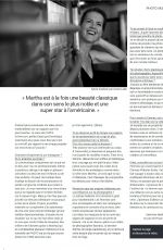 MARTHA HUNT in Photo Magazine, France July 2019