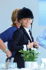 MARY KATE OLSEN at Longines Paris Eiffel Jumping in Paris 07/07/2019