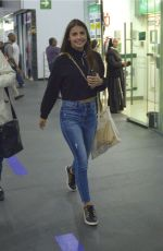 MICHELLE RENAUD Arrives at Mexico City International Airport 07/19/2019