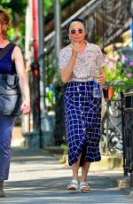 MICHELLE WILLIAMS Out in New York 07/12/2019