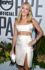 MIKAELA SHIFFRIN at Espys Official Pre-party in Los Angeles 07/09/2019