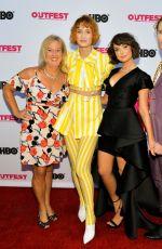 MILANA VAYNTRUB at Outfest Film Festival in Los Angeles 07/18/2019