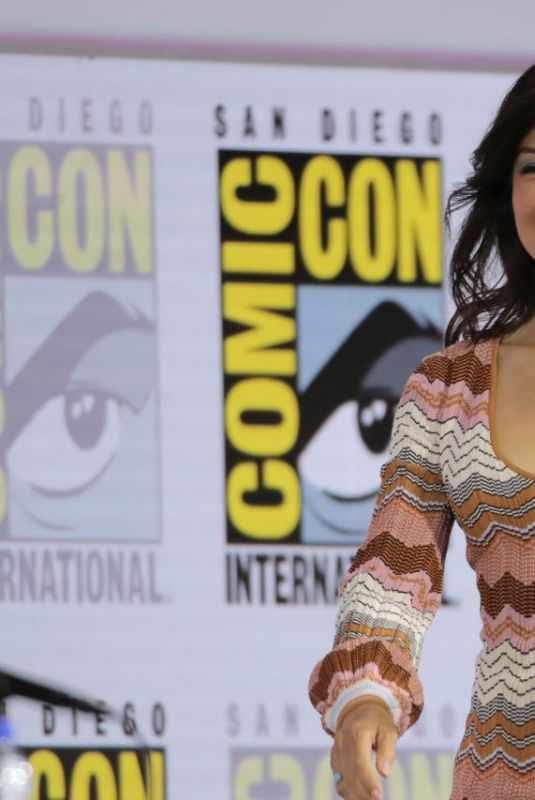 MING-NA WEN at Agents of S.H.I.E.L.D. Panel at Comic-con in San Diego 07/18/2019