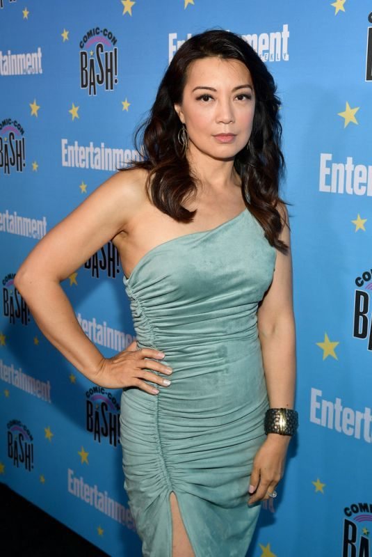 MING-NA WEN at Entertainment Weekly Party at Comic-con in San Diego 07/20/2019