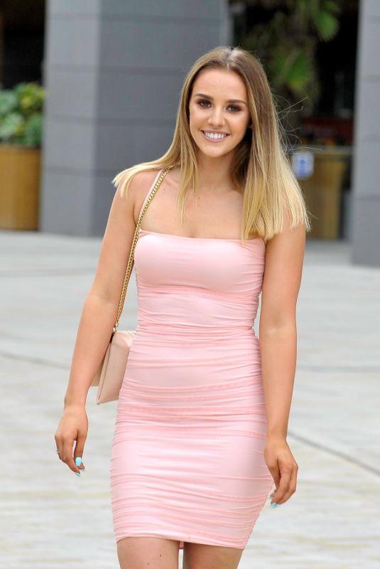 MOLLIE WINNARD Out in Manchester 07/13/2019