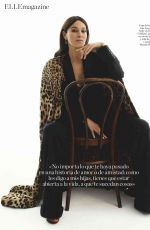 MONICA BELLUCCI in Elle Magazine, Spain August 2019