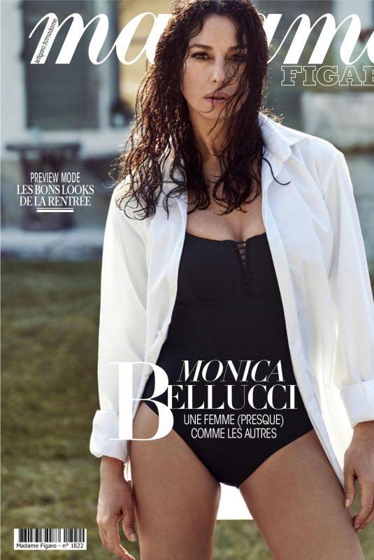 MONICA BELLUCCI in Madame Figaro, July 2019