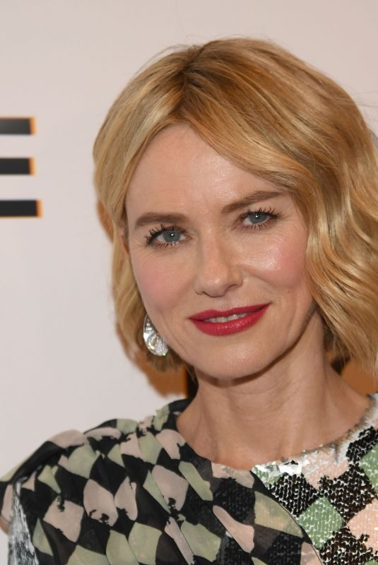 NAOMI WATTS at The Luce Premeire in New York 07/24/2019